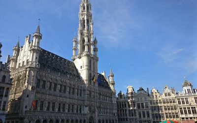 Top 5 Things to do in Brussels